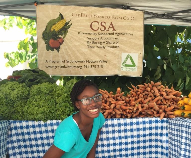 CSA Get Fresh Yonkers